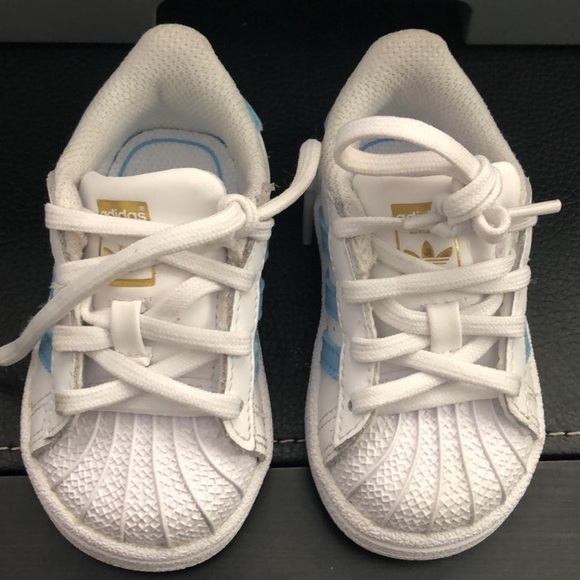 Adidas Baby Shoes Size 4k